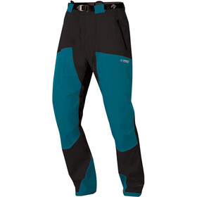 Directalpine Mountainer Tech Pantaloni Uomo, black/petrol
